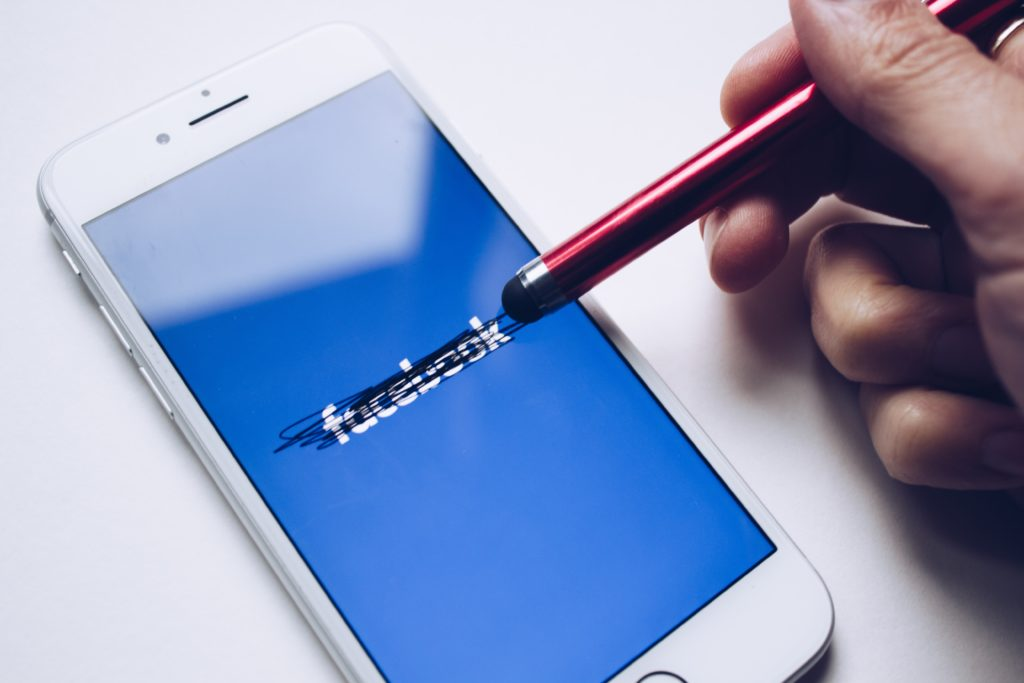 Facebook mistake